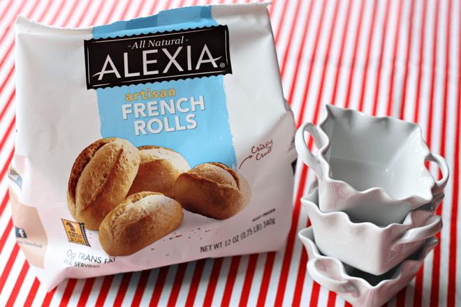 Alexia French Rolls Recipe