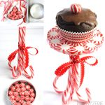 How to make a Peppermint Cupcake Stand!