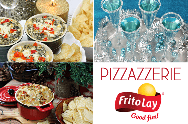 Frito-Lay Holiday Ideas with Pizzazzerie! #fritolayholiday