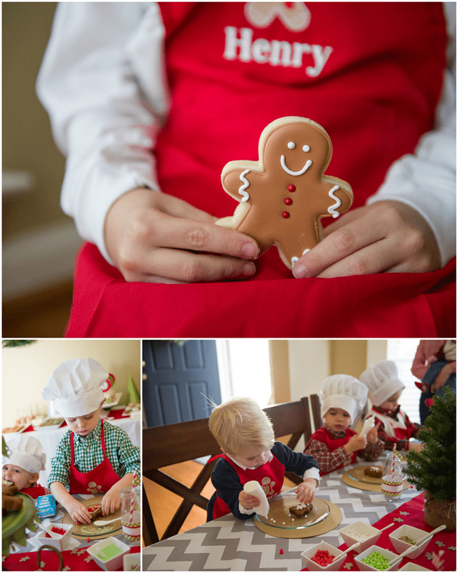 Gingerbread Man Holiday Kid's Party!