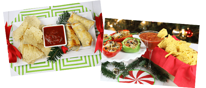 Frito-Lay Holiday Recipes