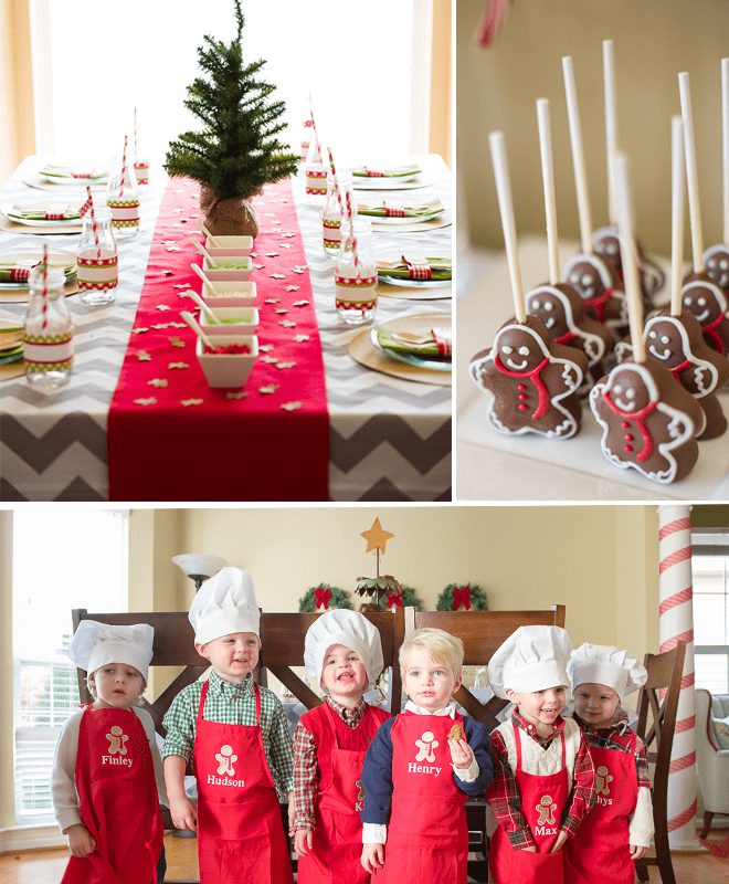 Gingerbread Baking Party!