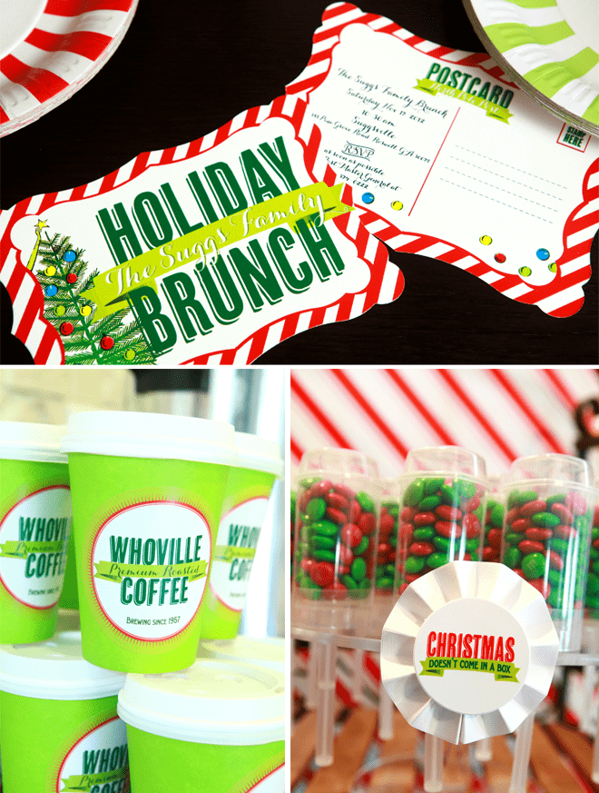 How the Grinch Stole Christmas Holiday Brunch!