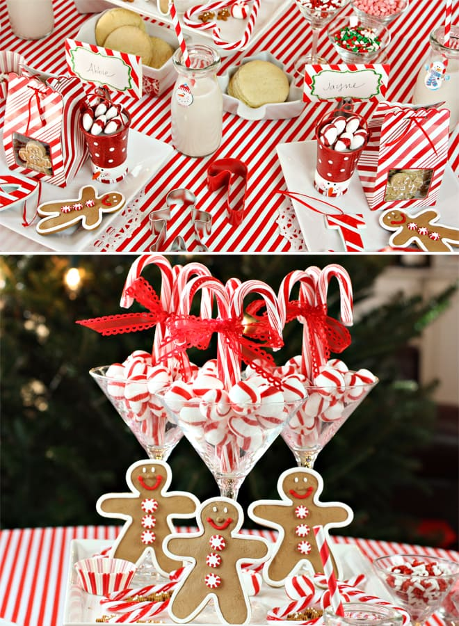Peppermint Baking Christmas Party!