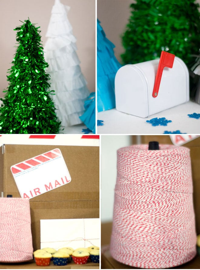 letters to santa party!