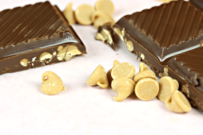 Peanut Butter Candy Bar Tutorial