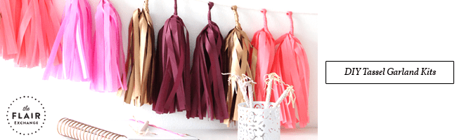 Tassel Garland Kit