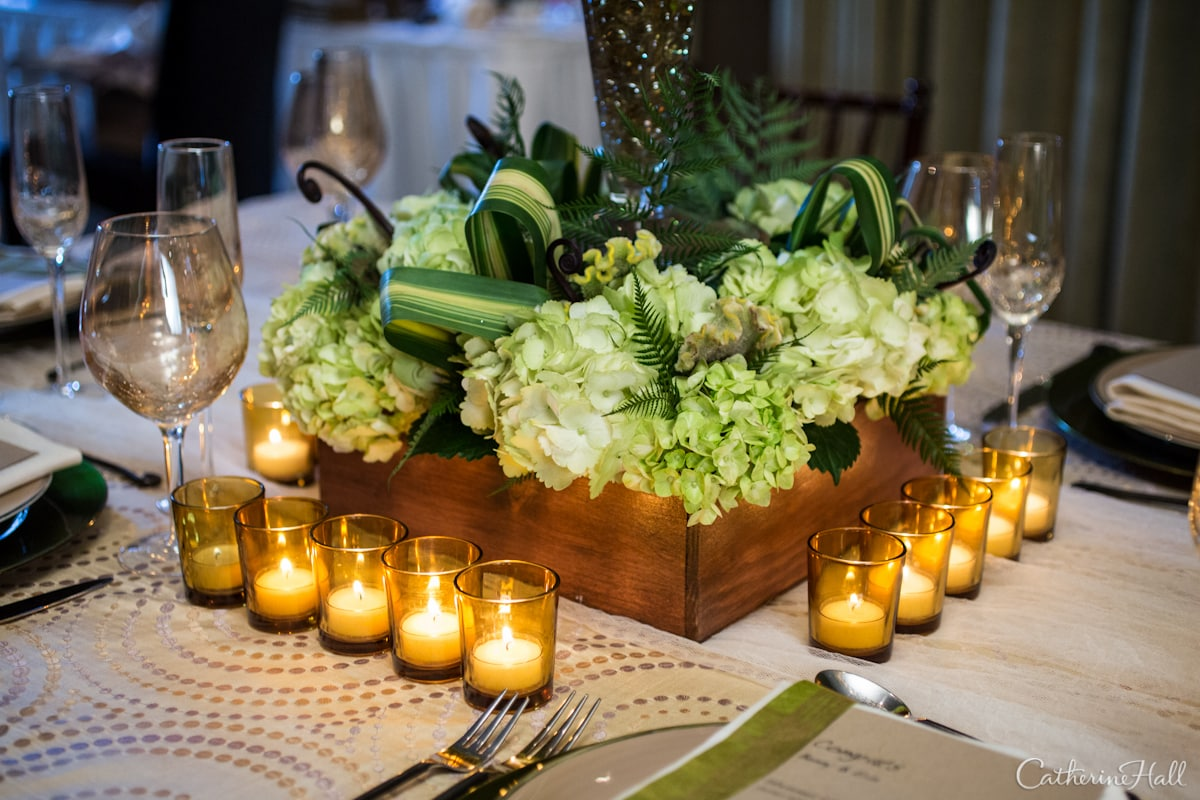 {Tablescape} Green Envy!