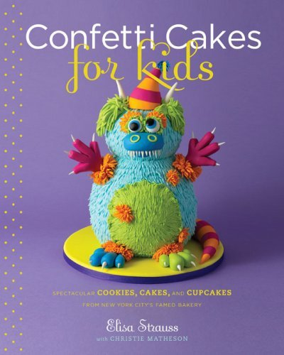 Confetti Cakes for Kids!