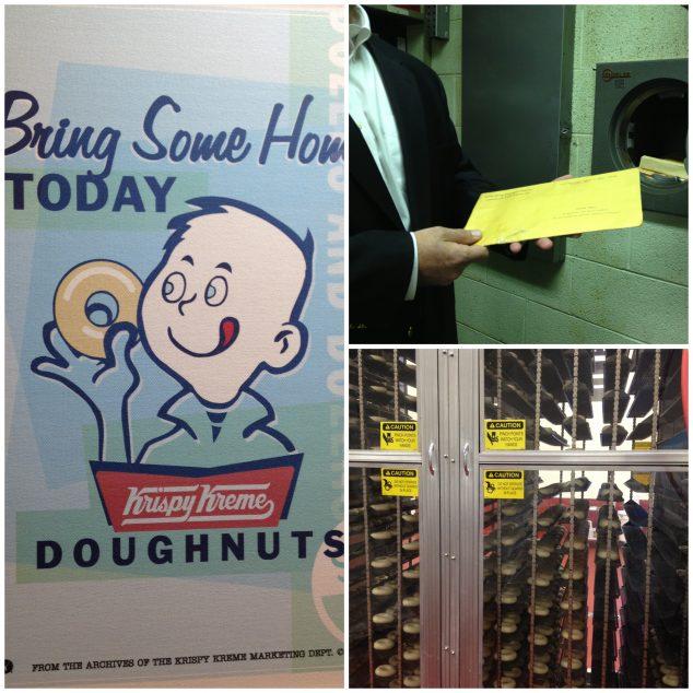 Krispy Kreme Headquarters!