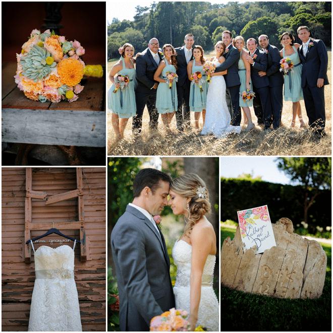 Sweet DIY Wedding