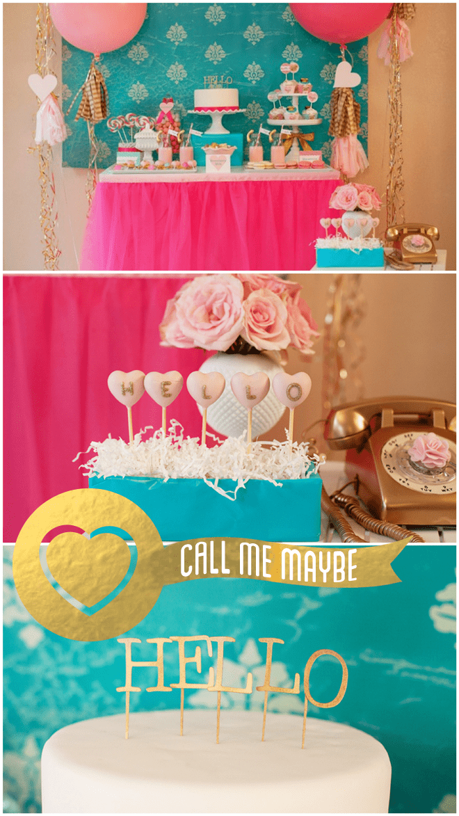 Call Me Maybe Valentine's Day Party!