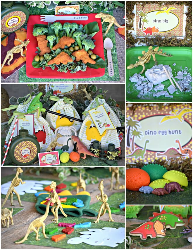Dynamite Dinosaur Party Ideas!!