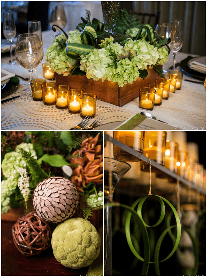 Mountain Sleek Wedding Tablescape!