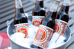 "ROOT Beer treats for the Super Bowl! Who will you ""ROOT"" for?!"