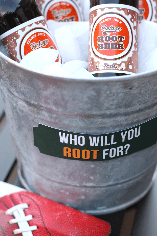 Who will you ROOT for? Root Beer!