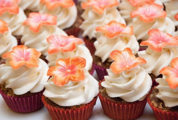 Hot Pink + Orange Hawaiian Luau Party!