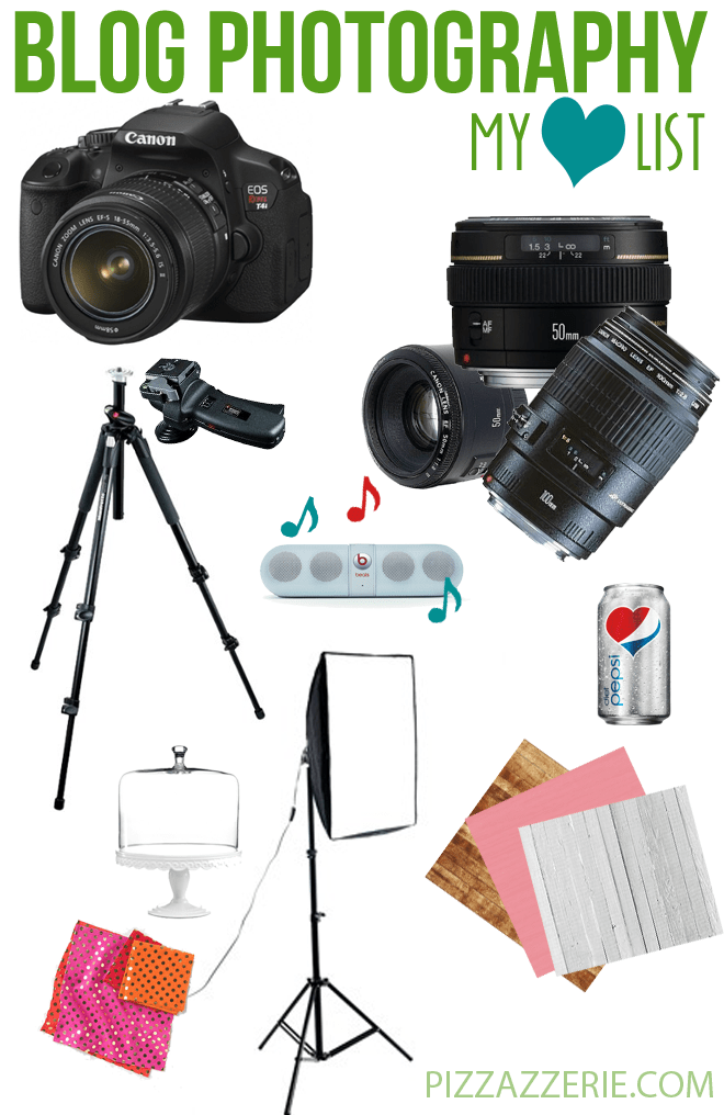 Links & Tips for Blog Photography!