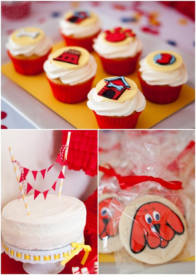 Clifford Birthday Party