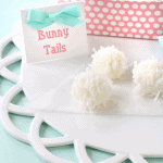{Recipe} Bunny Tail Treats!