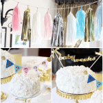 Pops of Gold: Gender Reveal Party!