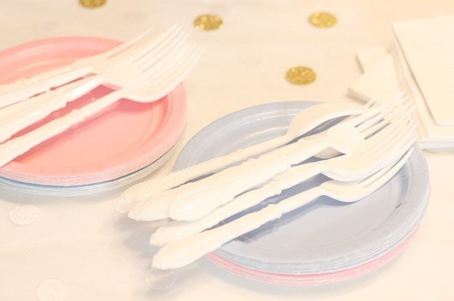 Plastic cutlery goes chic with this new line!