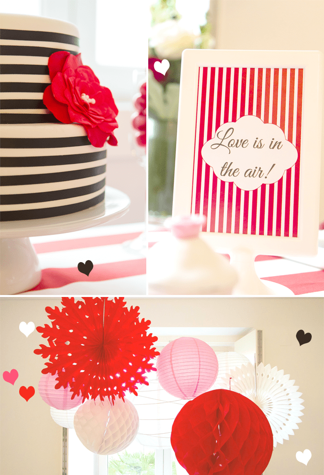 Sweet Valentine's Day Party Details!