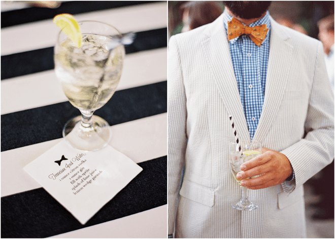My Wedding Cocktail: Tennessee Iced Water!