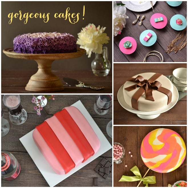 Gorgeous Cakes you can make at home!