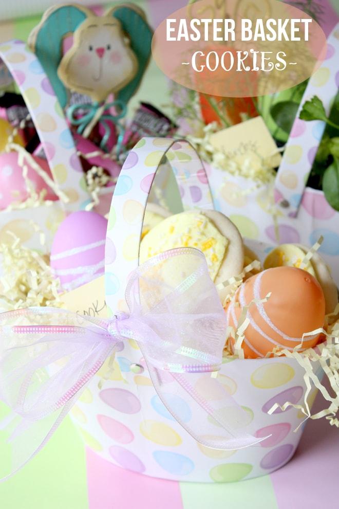 Easter Basket Gifts - 3 Ways!
