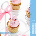 Free April Desktop Calendar | Frostings Book!