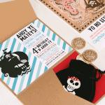 Pirate Birthday Party Invitations SO CUTE!