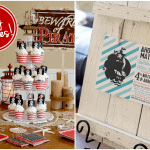 {Part 2 of 2} Ahoy! Pirate Party Details!