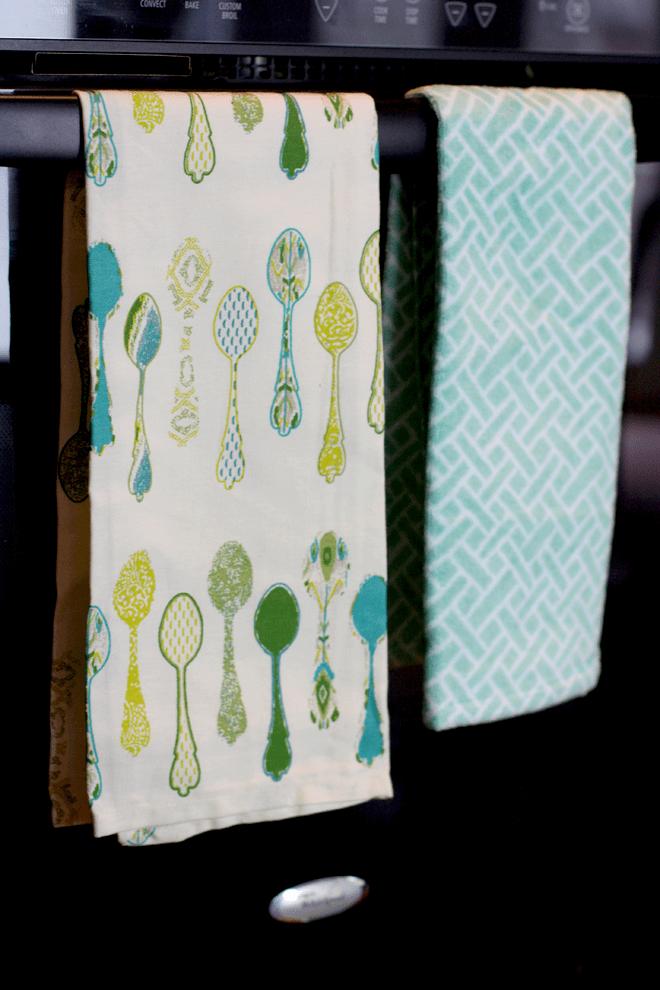 Target's Threshold Kitchen Towels!