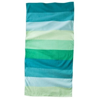 Color Block Beach Towel #TargetStyle