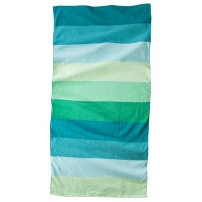 Color Block Beach Towel #TargetStyle