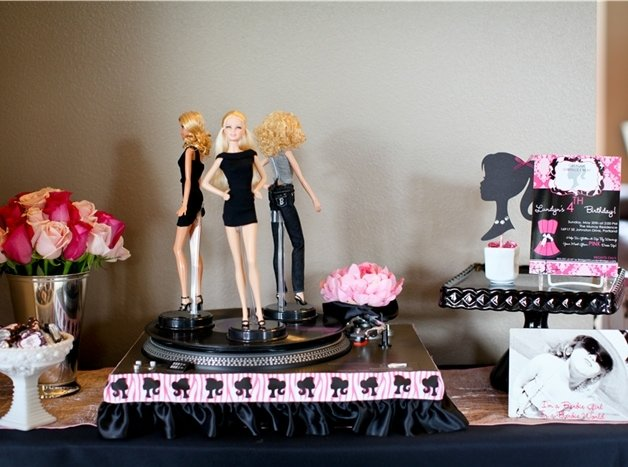 Barbie Birthday Party (23)
