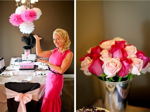 Barbie Pink Runway Fashion Party!