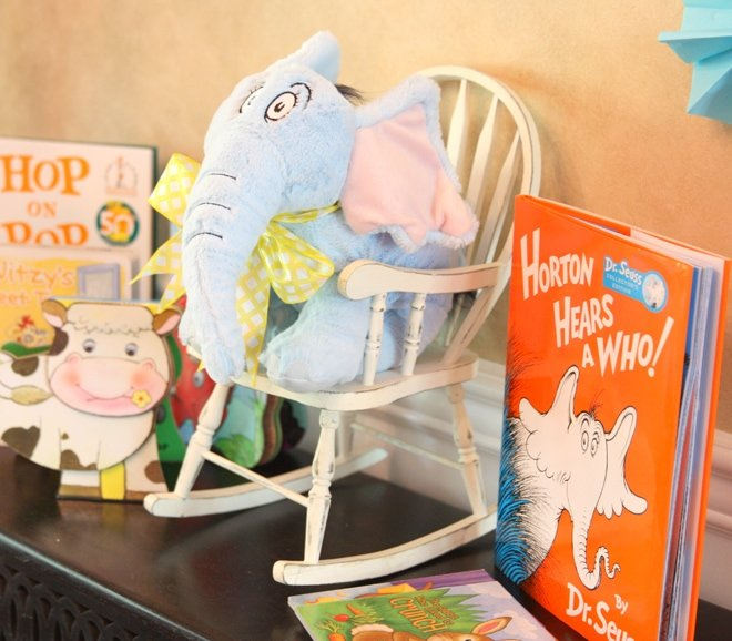 Children's Book Baby Shower