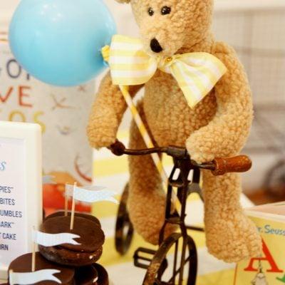 Baby Boy Children's Book Themed Baby Shower