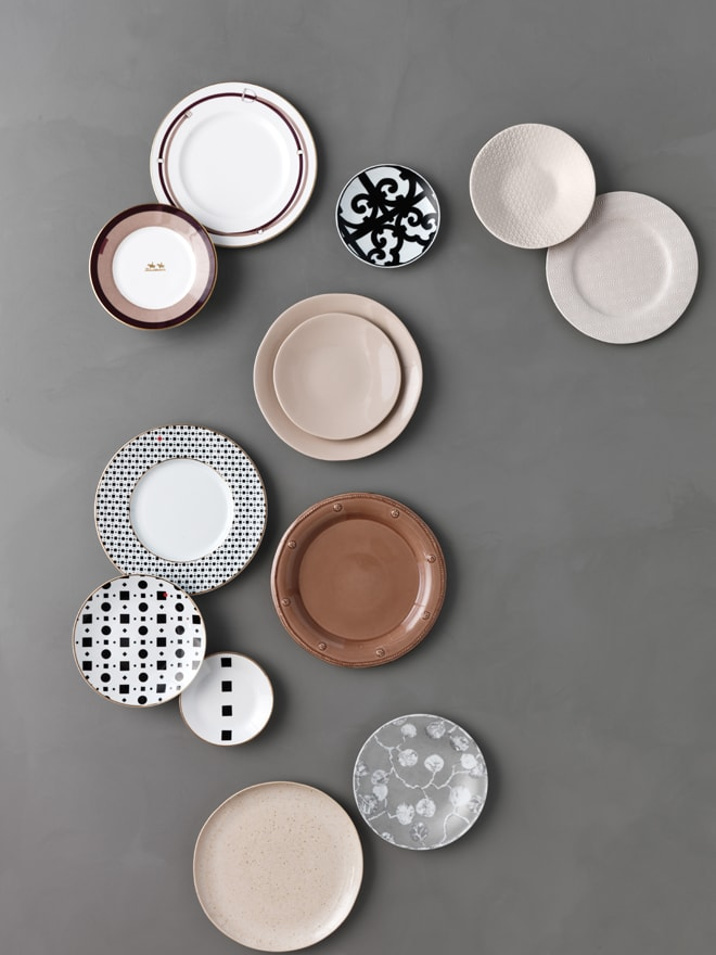 Chic Plate Decor