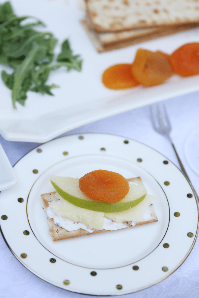 Appetizer for Wine + Cheese Pairing