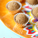 Truffles that taste just like CHURROS! Perfect for Cinco de Mayo