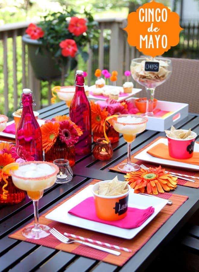Cinco de Mayo Party Ideas + Recipes