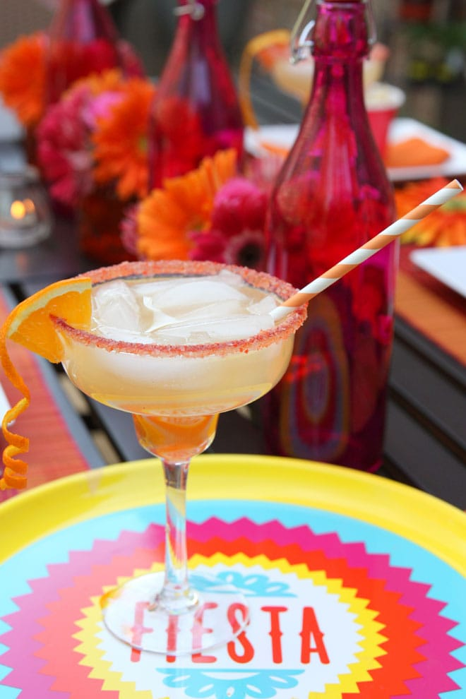 Fiesta Margaritas for Cinco de Mayo