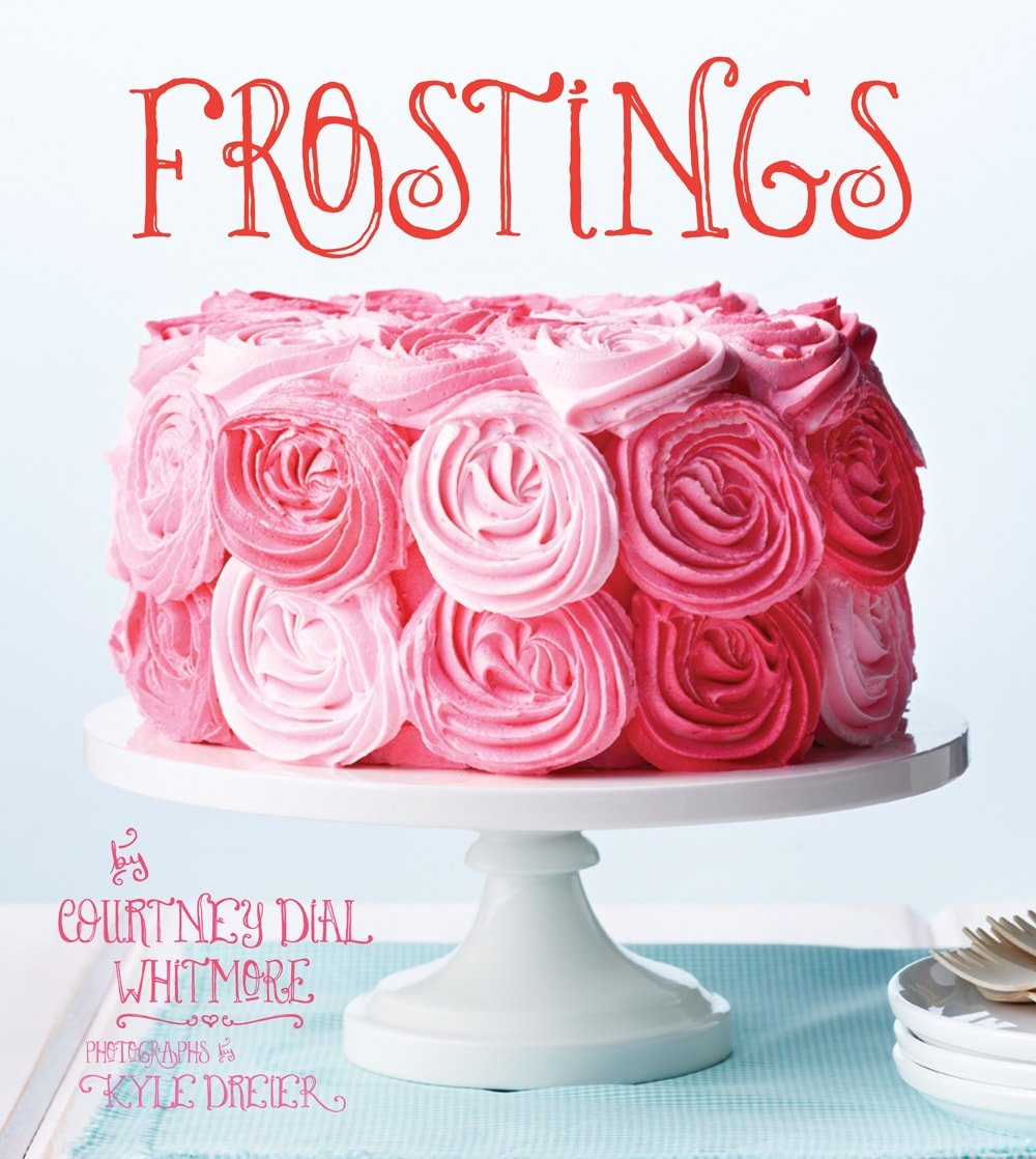 Frostings Cookbook on Pre-Order + Free Calendar!