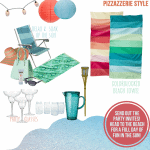 Party at the beach by pizzazzerie.com #targetstyle