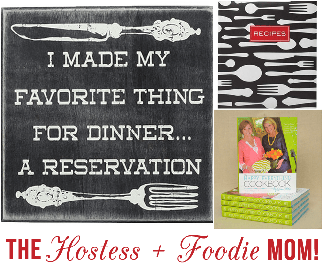 Perfect Mother's Day Gifts for the Hostess + Foodie Moms!