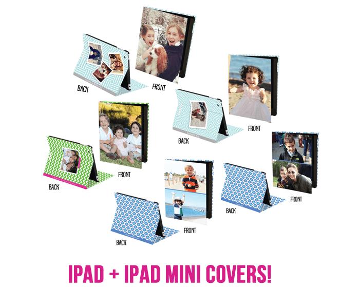 ipad and ipad mini covers from milopaper.com