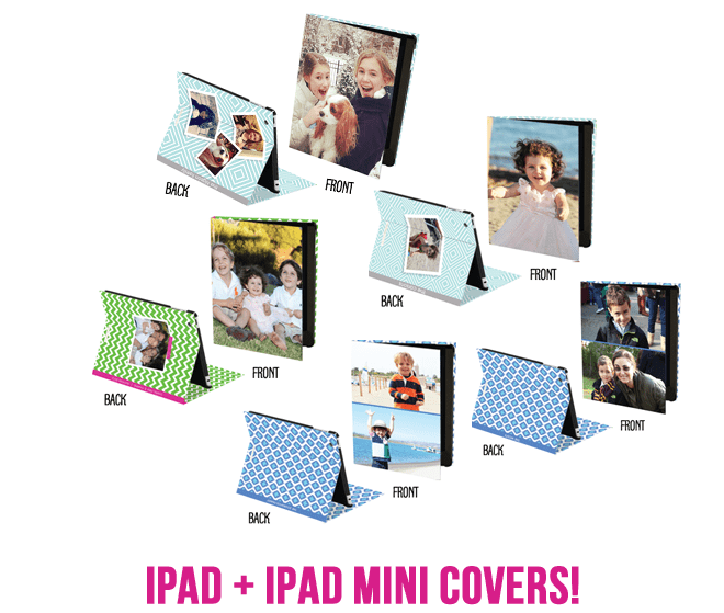 ipad and ipad mini covers from milopaper.com